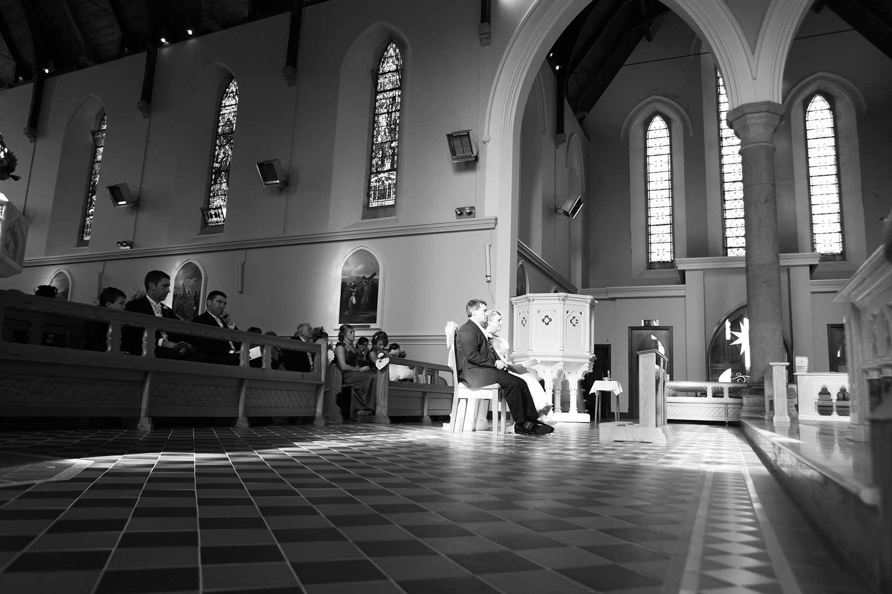 Church Ceremony Photography